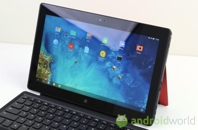 Jide si ricorda del suo Remix Ultra-Tablet, e lo aggiorna a Remix OS 2.0