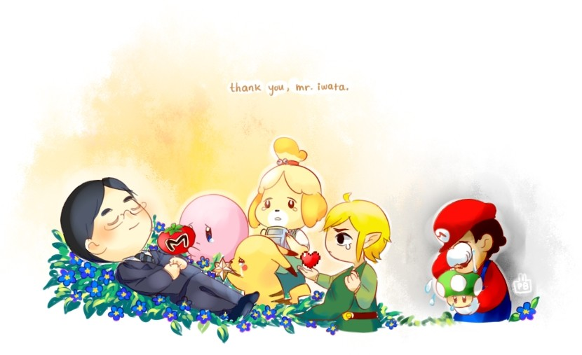 Capcom e Sony ricordano Satoru Iwata