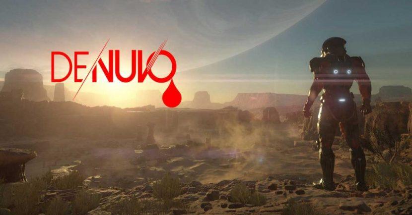 Bioware dice NO alla pirateria aggiornando Mass Effect Andromeda con il nuovo DENUVO