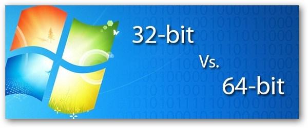 Windows 32 bit VS 64 bit: Quali sono le differenze tra i due sistemi