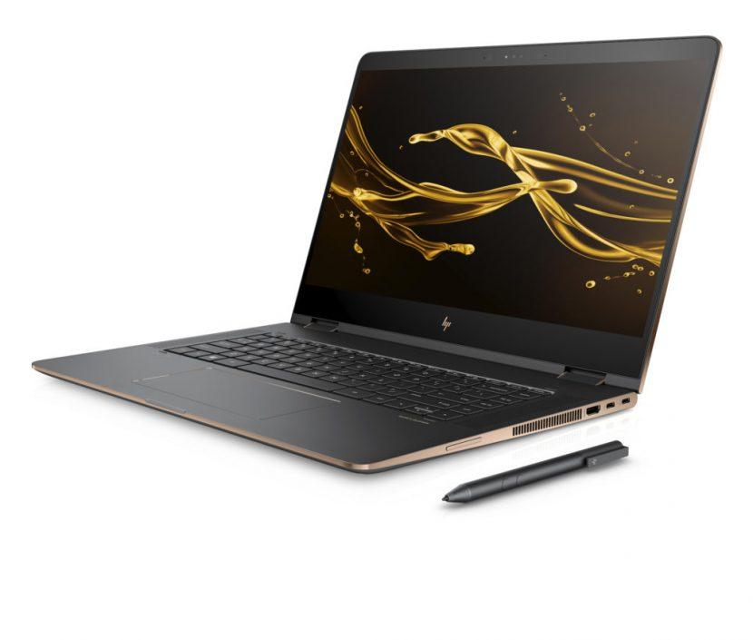 CES 2017: HP annuncia i nuovi Spectre X360