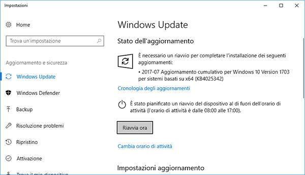 Windows 10 si aggiorna con nuove BUILD