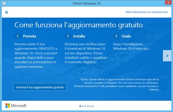 Windows 10: Microsoft dice STOP al download forzato dell'aggiornamento