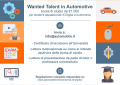 Wanted Talent in Automotive. automobile.it offre una borsa di studio di 1.000 €