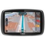 TomTom GO 600 Eu 45 GPS per Auto, Mappe Gratis a Vita, Schermo 6 Pollici, Mappa Interattiva e 3D, Traffico a Vita, Ricerca Rapida, Map Share, IQ Routes, Nero (Ricondizionato Certificato)