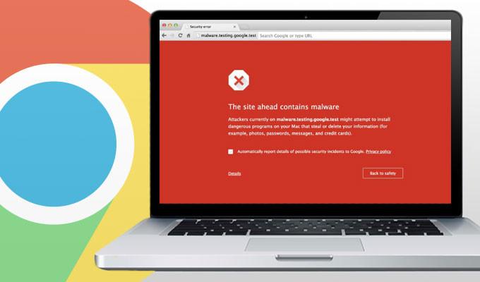 Navigare in sicurezza con Chrome grazie all'Anti Malware