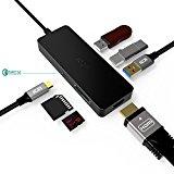 ICZI Hub USB C a 3 porte USB + Porta HDMI