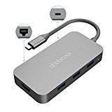 Hub USB C 6 in 1 con Power Delivery di Tipo C