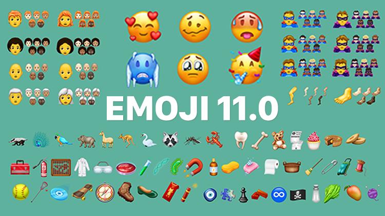 Unicode approva 157 nuove Emoji. Eccole in un video