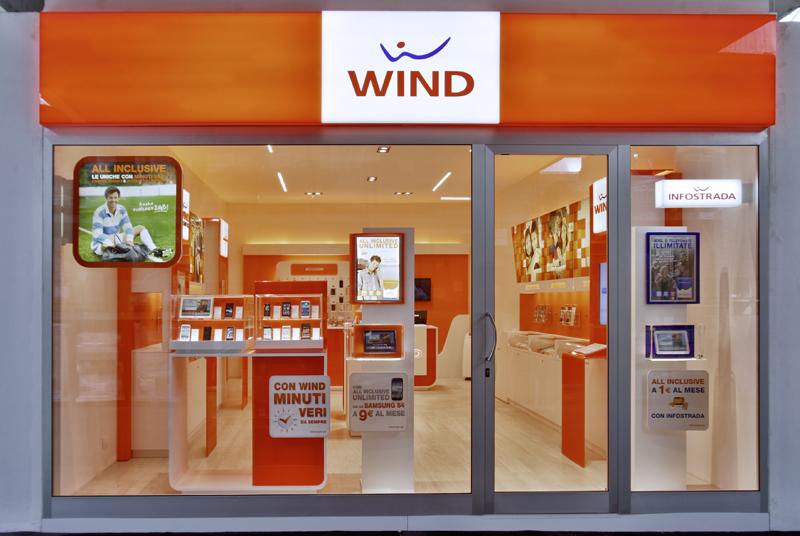 Wind: rincaro dell'8,6% per la fatturazione mensile, ma con il 10% in più sui bundle degli abbonamenti mobile