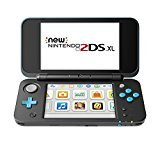 New Nintendo 2DS XL, Nero/Turchese