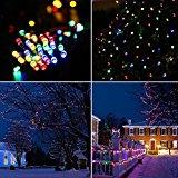 Aglaia Stringa LED Solare Multi-Color