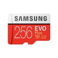 Scheda MicroSD Samsung EVO da 256 GB