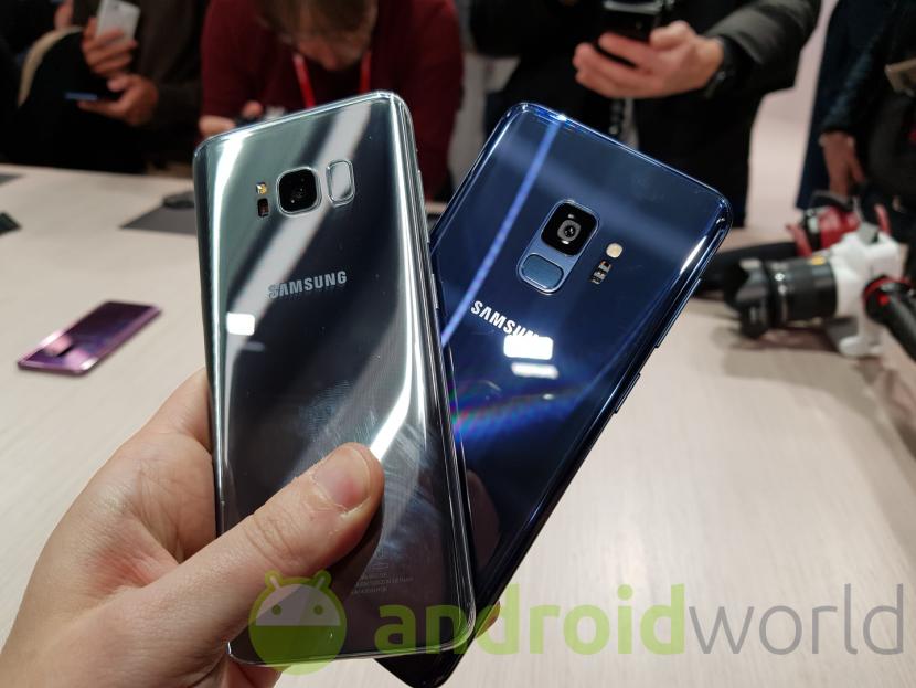 Fate del vostro Galaxy S8 o S8+ un vero Galaxy S9, grazie al primo porting del firmware ufficiale (download)