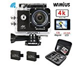Action Camera WIFI Full HD 16MP