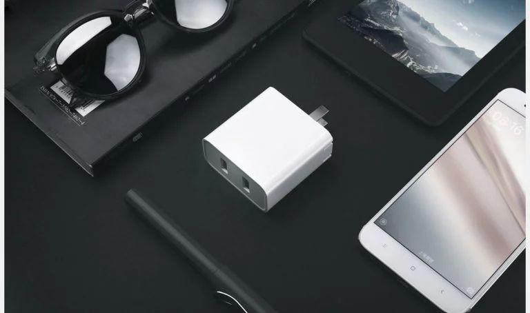 Xiaomi lancia un nuovo caricabatterie rapido: 2 porte, 36 W e supporto Quick Charge 3.0 (foto)