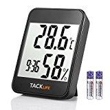 Termometro Igrometro Tacklife Digitale Misuratore di Temperatura scontato con Coupon