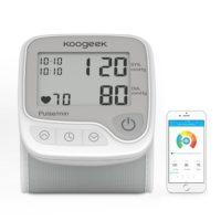 Koogeek – Misuratore di Pressione Sanguigna Elettronico da Polso app compatibile iOS