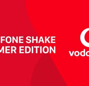 Vodafone lancia la Shake Summer Edition: 12 euro al mese, e solo per gli Under 30