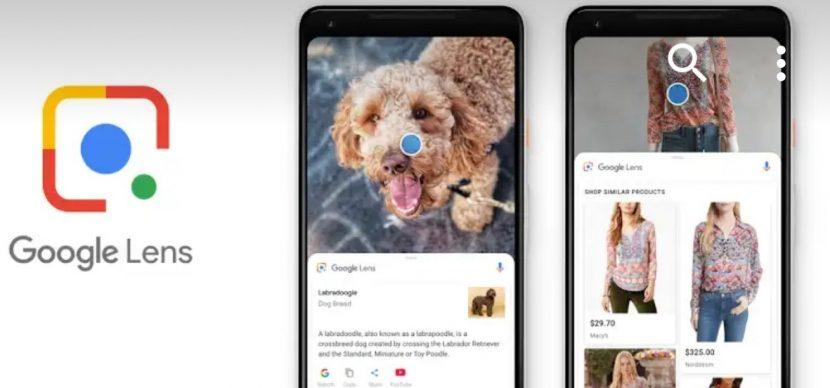Google Lens arriva nel Play Store: sembra solo una scorciatoia, ma c'è di più (foto)