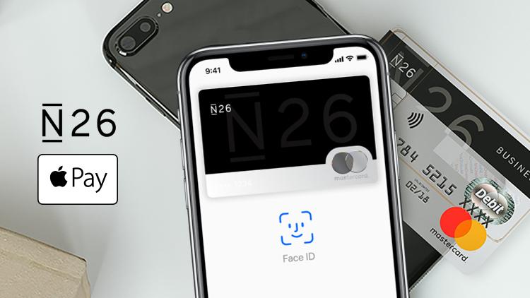 N26: conto corrente e carta gratuiti con supporto Apple Pay e 10€ in regalo ai nuovi iscritti tramite iSpazio