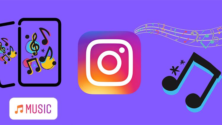 Instagram: è ora possibile aggiungere brani musicali alle Storie!