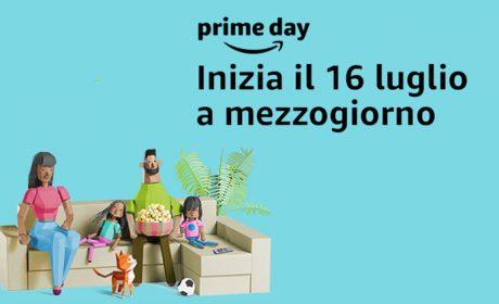 Prime Day Amazon: inizia il 16 Luglio alle 12:00 e durerà 36 ore