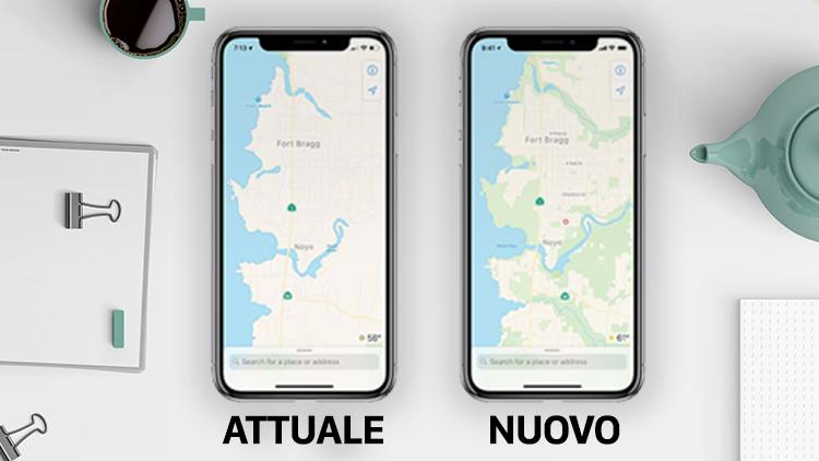 Con iOS 12 le Mappe di Apple acquisiranno maggiori dettagli