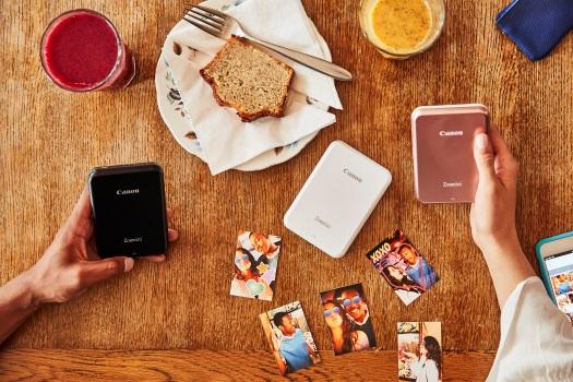 Canon Zoemini: stampante portatile che rende indelebili i vostri ricordi ovunque vi troviate
