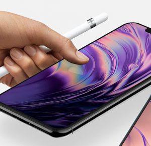 iPhone OLED del 2018 con supporto alla Apple Pencil: le voci si fanno sempre più insistenti