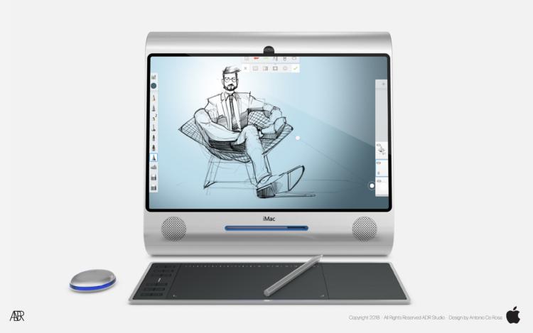 iMac G3: dopo 20 anni dal lancio, un designer lo riporta in vita con un nuovo Concept ultra-moderno