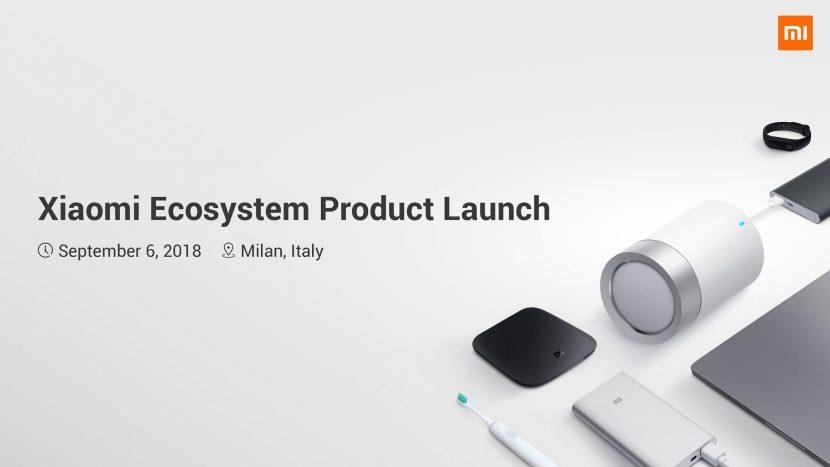 I prodotti dell'Ecosistema Xiaomi stanno arrivando nei Mi Store italiani: sono questi i candidati? (foto) (aggiornato: Mi Band 3 confermata)