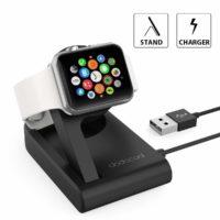 Stand Magnetico di Ricarica per Apple Watch Serie 1/2/3 con Cavo Integrato