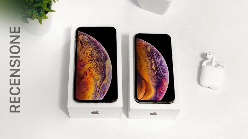 Recensione iPhone XS ed XS Max: siamo davvero vicini alla perfezione