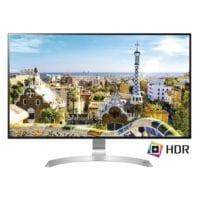 Monitor LG da 32″ 4K UltraHD LED IPS HDR 3840 x 2160 – Altezza, Inclinazione e Rotazione Regolabili