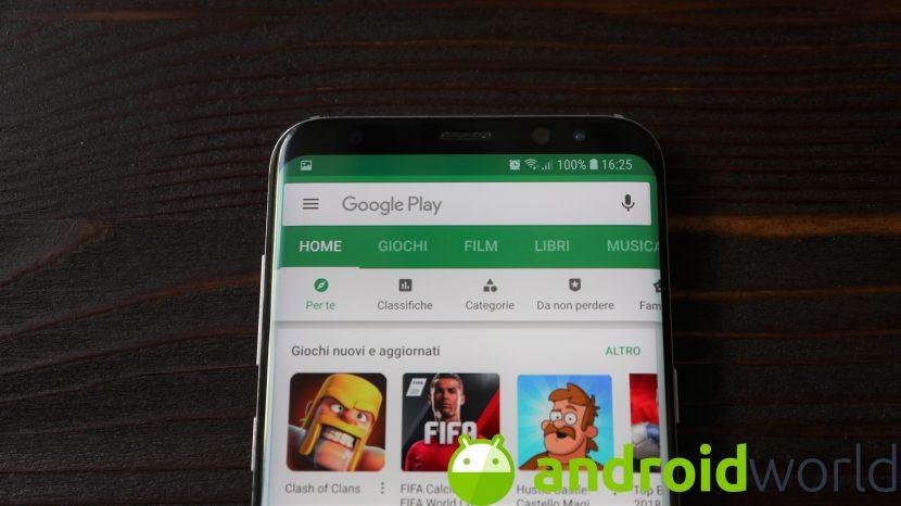 Ai prossimi Google Play Best of 2018 Awards potrete votare anche voi (foto)