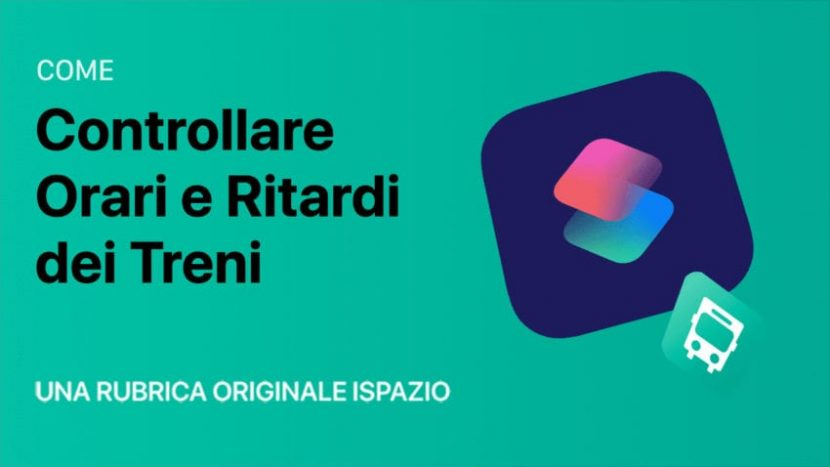 Shortcuts Central: Come controllare gli Orari e Ritardi dei Treni | Download
