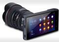 Questa fotocamera ha Android ed è compatibile con le ottiche Canon