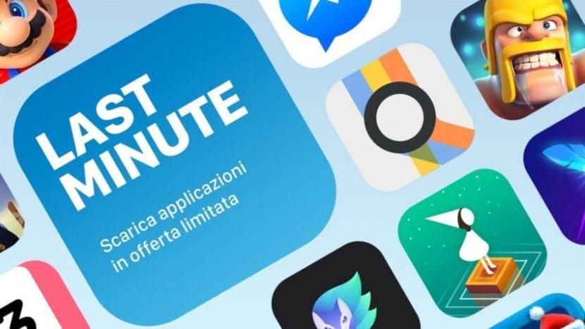 iSpazio LastMinute: Ecco le app in Offerta per il 6 Gennaio.