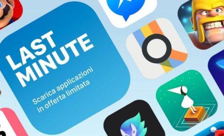 iSpazio LastMinute: Ecco le app in Offerta per il 12 Gennaio.