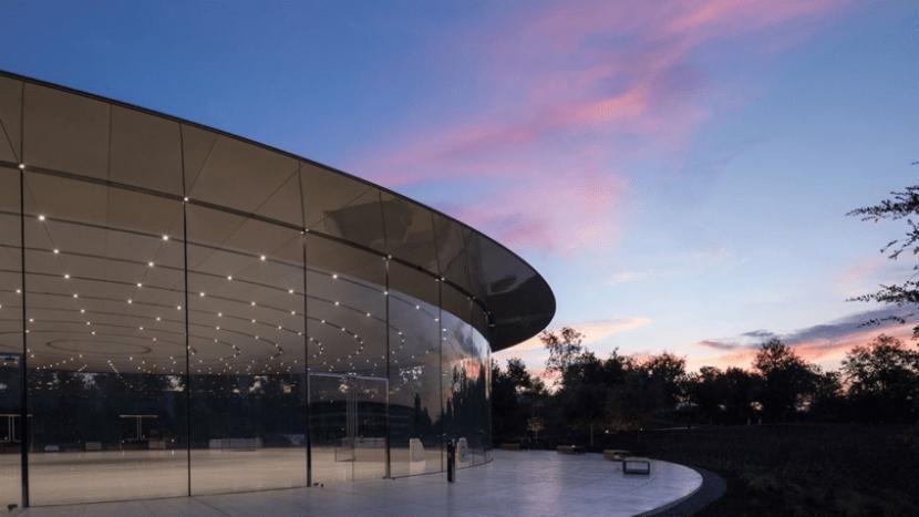 Evento speciale Apple il 25 Marzo allo Steve Jobs Theatre