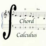 Immagine per Chord Calculus
