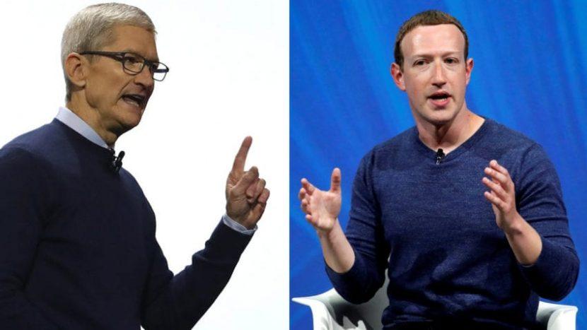 L'interesse per le app di messaging mette Facebook in competizione con Apple