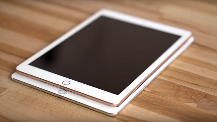 Nuovo iPad 2019 manterrà lo stesso design dell'attuale insieme a Touch ID e Jack cuffie