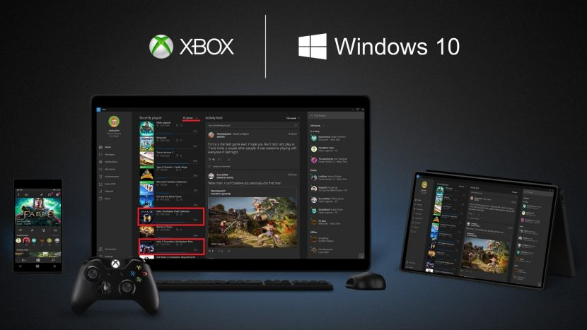 Giochi Xbox One su Windows 10 con la Insider Preview Build 18334