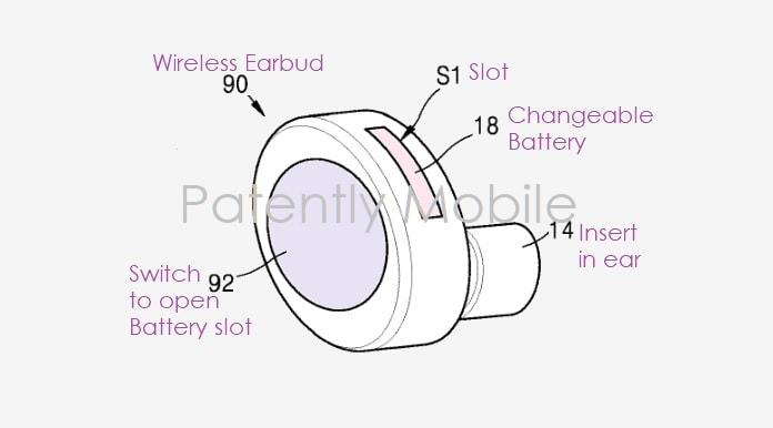 L'autonomia delle prossime Galaxy Buds potrebbe non essere più un problema secondo questo brevetto (foto)