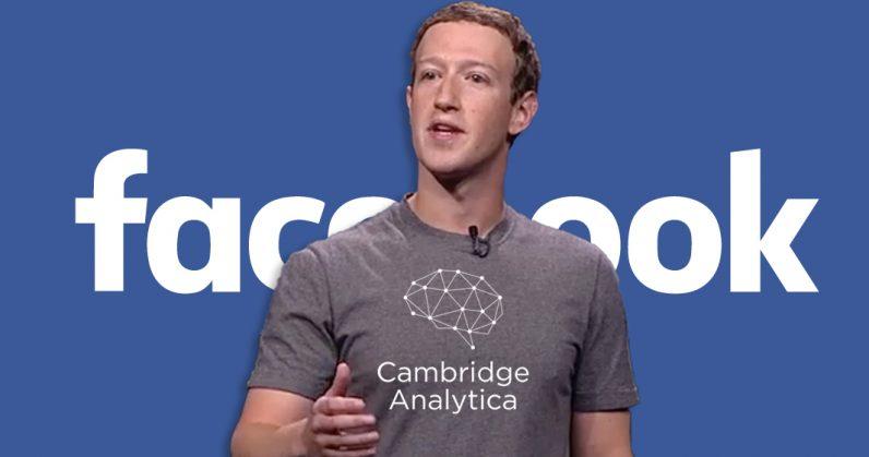 Facebook: multa da 5 miliardi di dollari per il caso Cambridge Analytica