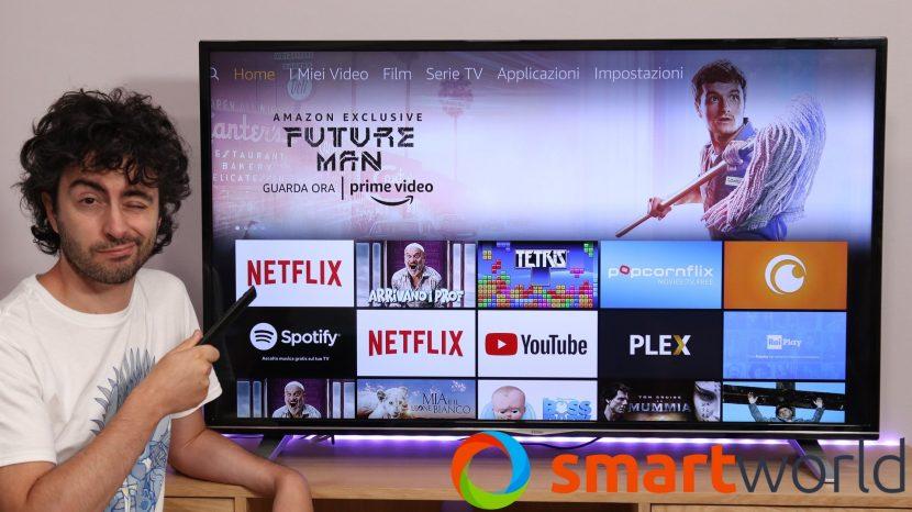Recensione Amazon Fire TV Stick 4K: compratela subito (ma con qualche riserva)!