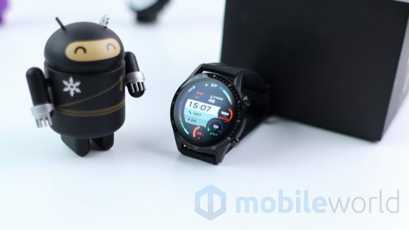 Recensione Huawei Watch GT 2 (foto e video)