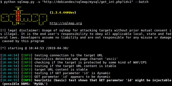 Guida completa a SQLMap: come violare un sito Web